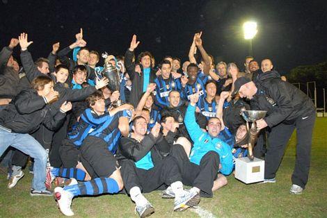 L'Inter vince  la Coppa Carnevale di Viareggio