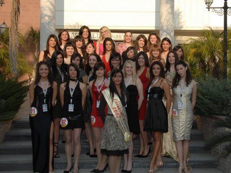 Miss Carnevali d'Italia e d'Europa, le finaliste