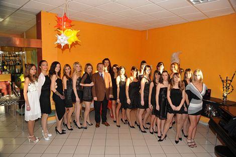 Finaliste Miss Carnevale di Viareggio