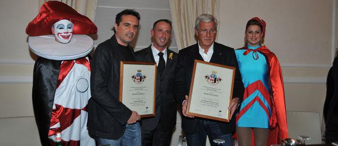 Marcello Lippi e Stefano Dinelli primi cavalieri del 2013