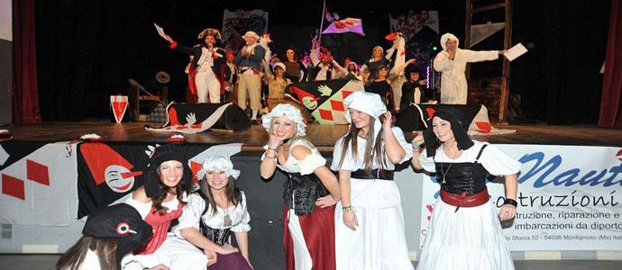 Festival di Burlamacco 2013: C'est La Revolution!