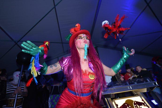 Il Carnevale apre con il Circo Nero