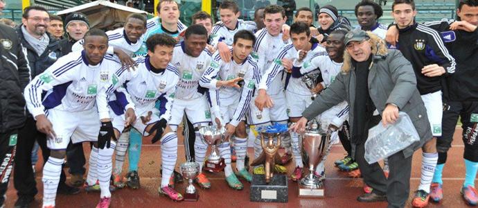 Viareggio Cup, l'Anderlecht è campione