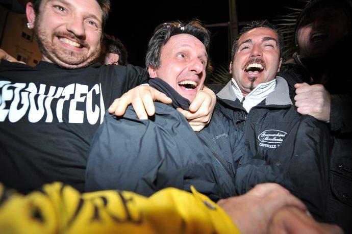 Alessandro Avanzini vince il Carnevale di Viareggio 2013