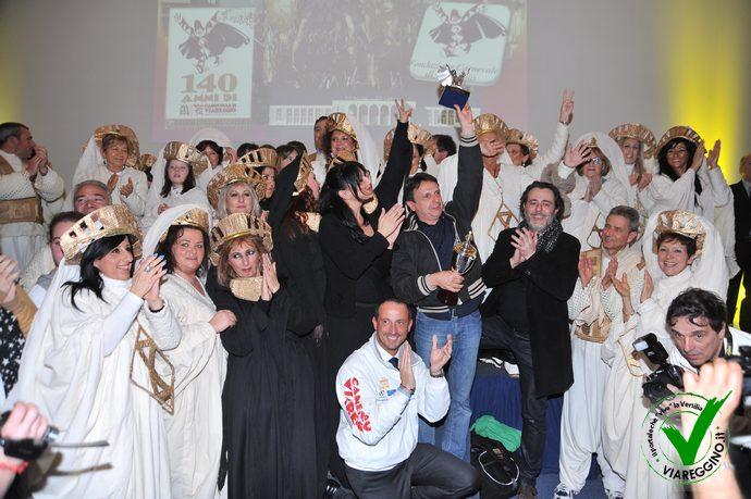 La lunga giornata conclusiva del Carnevale 2013