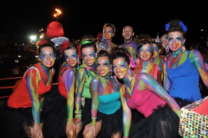 Carnevale estivo: una scommessa vinta.