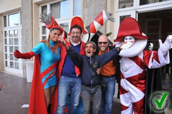 Carnevale di Viareggio 2014, tutti i BOZZETTI di carri e mascherate