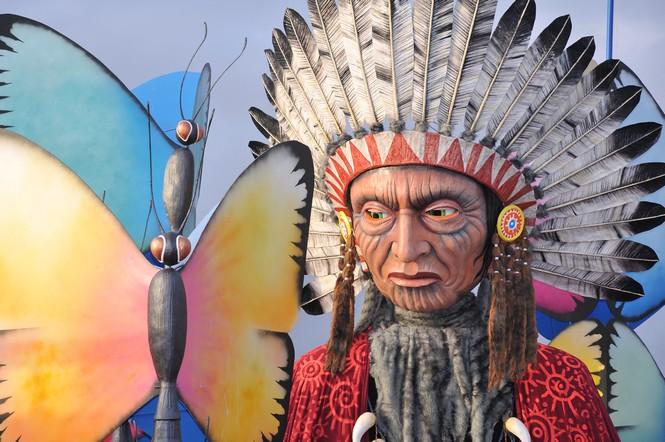 1° corso di Carnevale a Viareggio (2° PARTE)