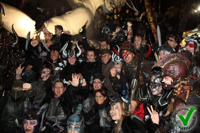 Quinto corso mascherato, trionfa il Barbarians di Fabrizio Galli