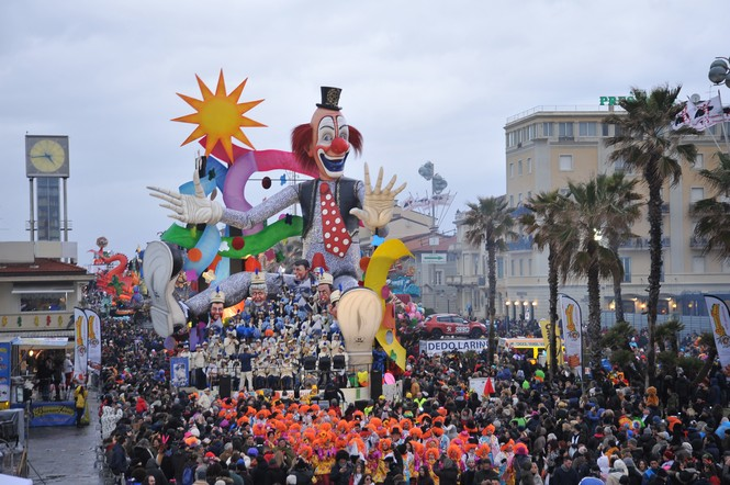 MASSIMO BRESCHI - 52 Sfumature di Carnevale