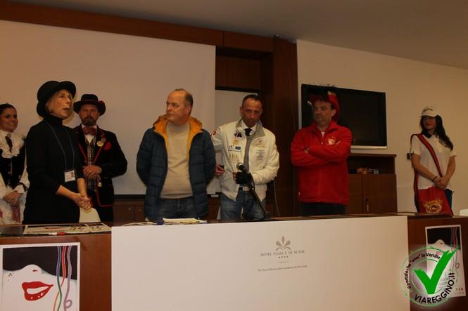 Conferenza stampa di benvenuto al Carnevale di Viareggio: gli ospiti